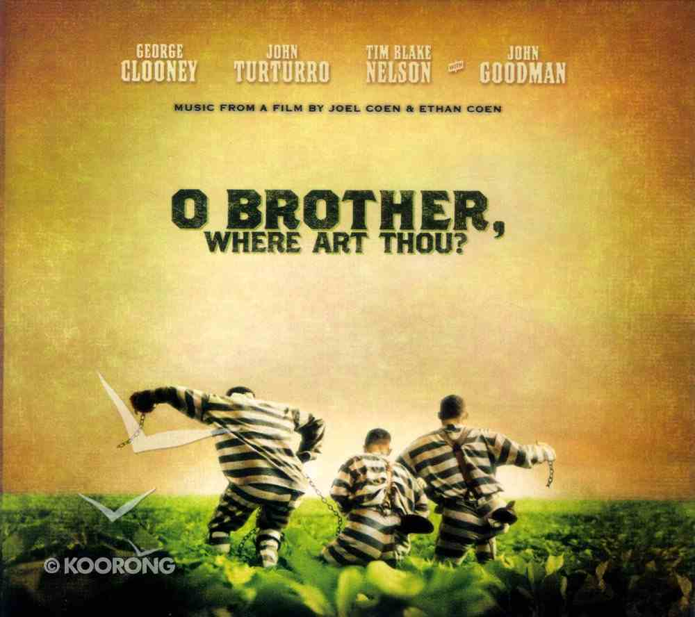 O Brother, Where Art Thou? CD