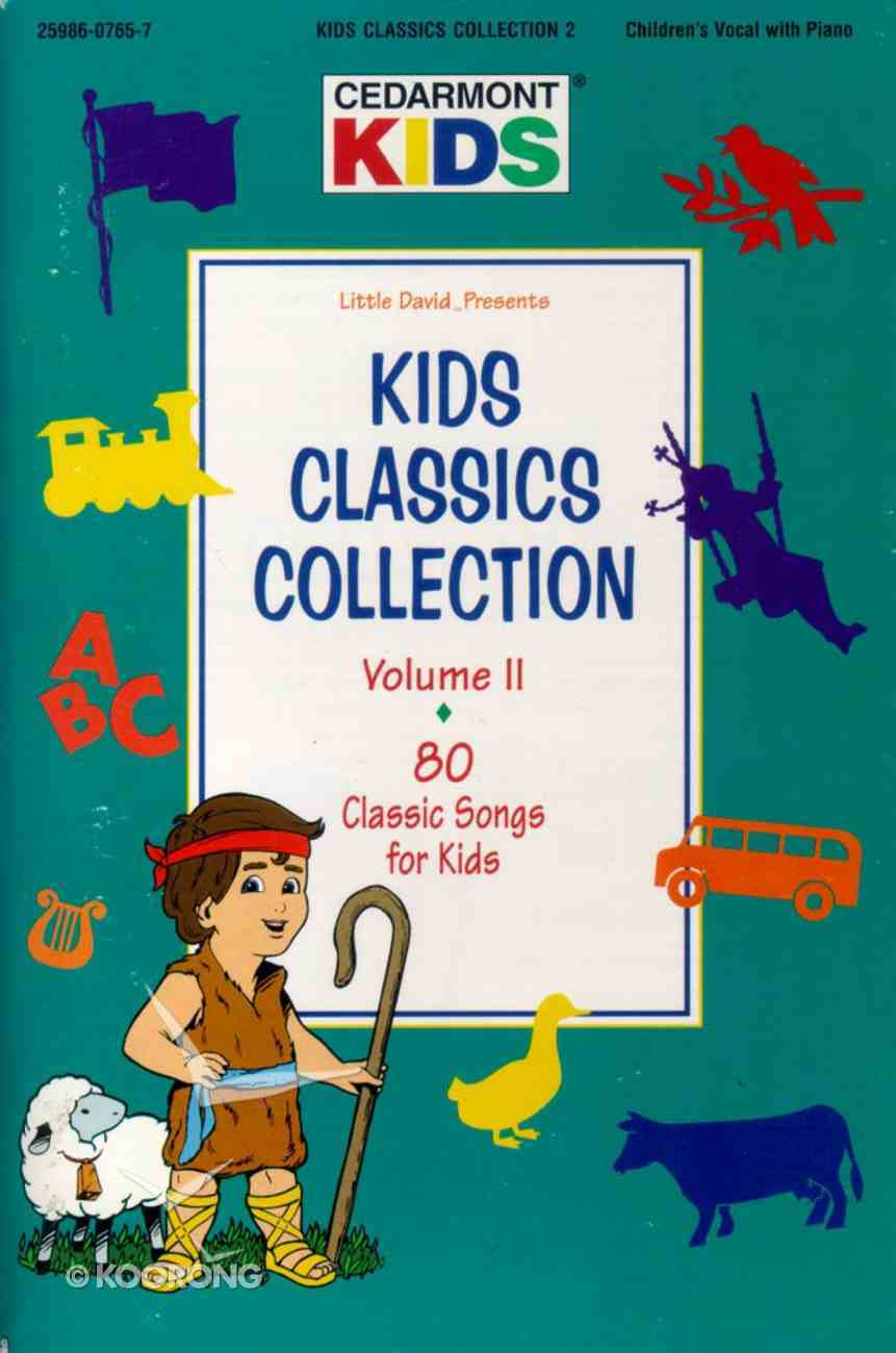 Kids Classics Collection Volume 2 (Kids Classics Series) Paperback