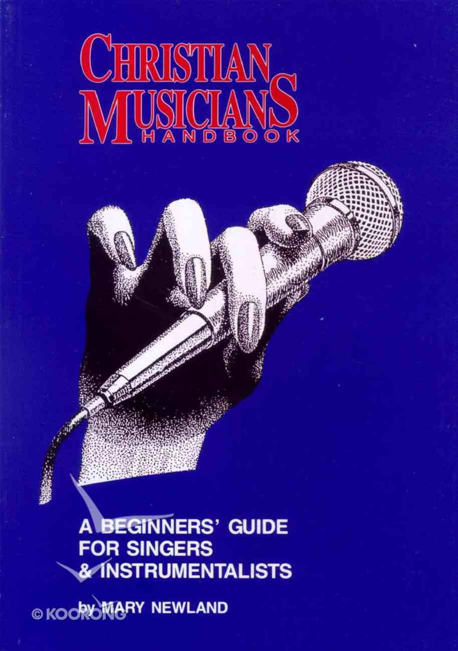 Christian Musicians Handbook Paperback