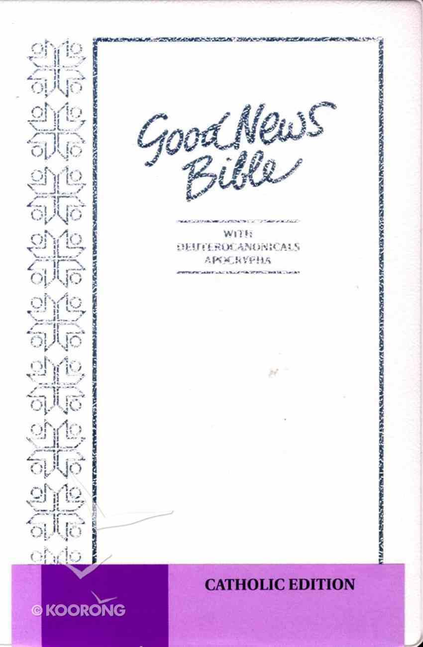 GNB Australian Text Catholic White Vinyl