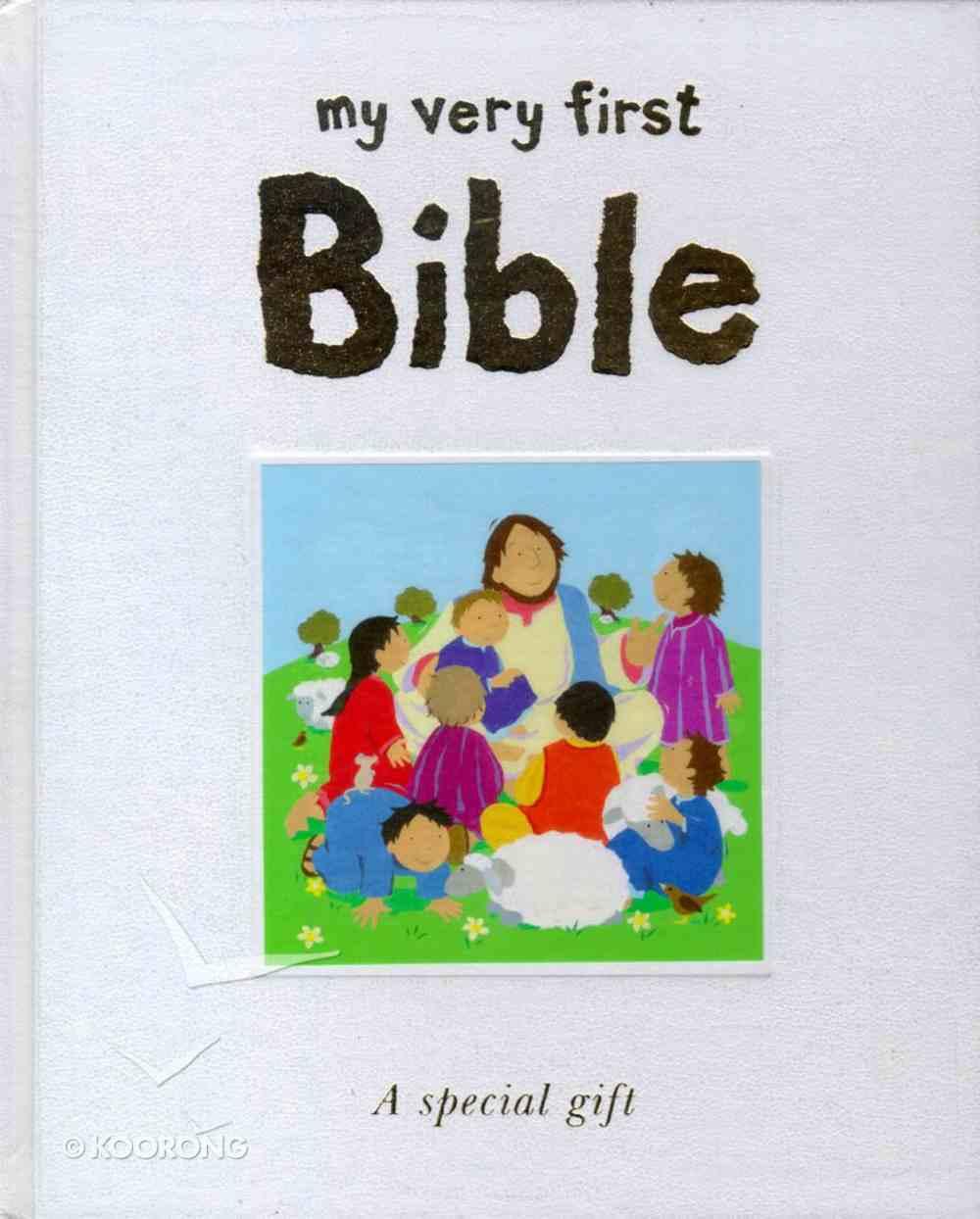 My Very First Bible Gift Hardback