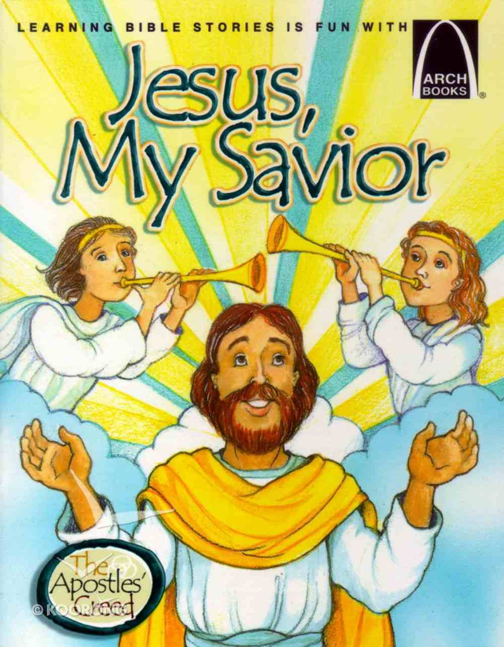 Jesus, My Savior (Arch Books Series) Paperback