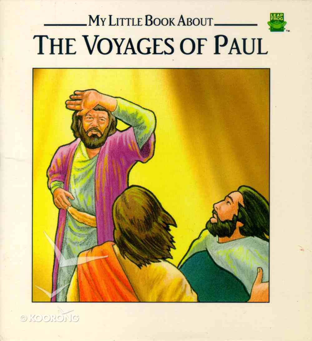 Leap Frog: My Little Book About the Voyages of Paul Paperback