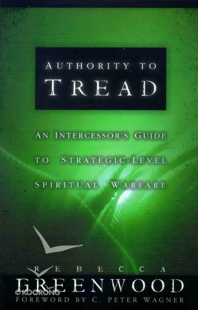 Authority to Tread Paperback