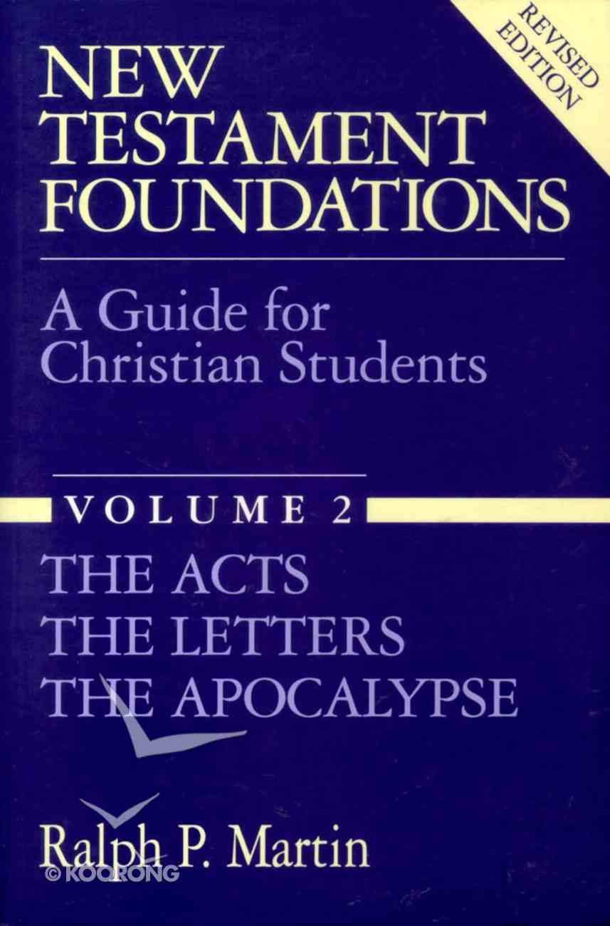 New Testament Foundations (Vol 2) Paperback