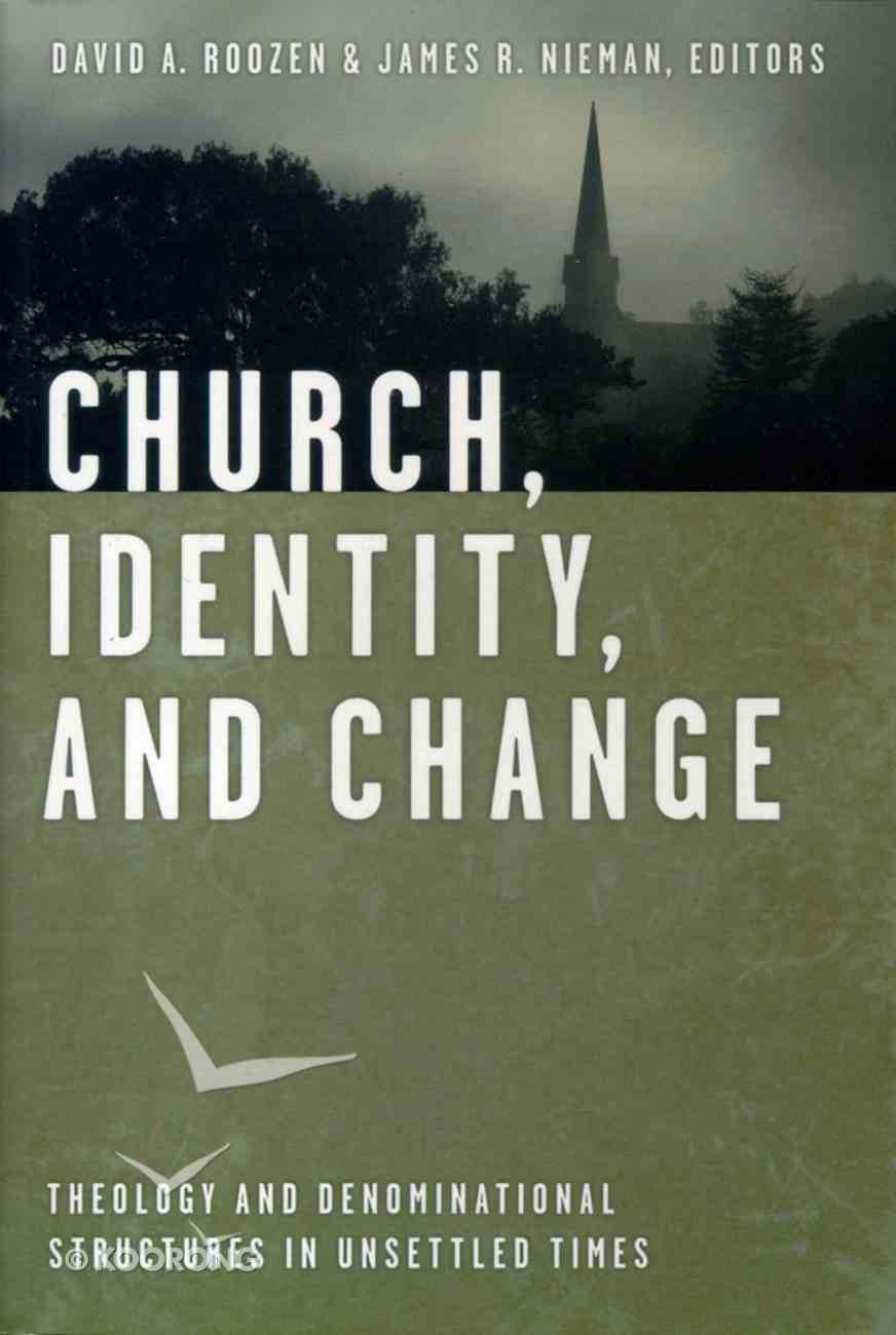 Church, Identity and Change Paperback