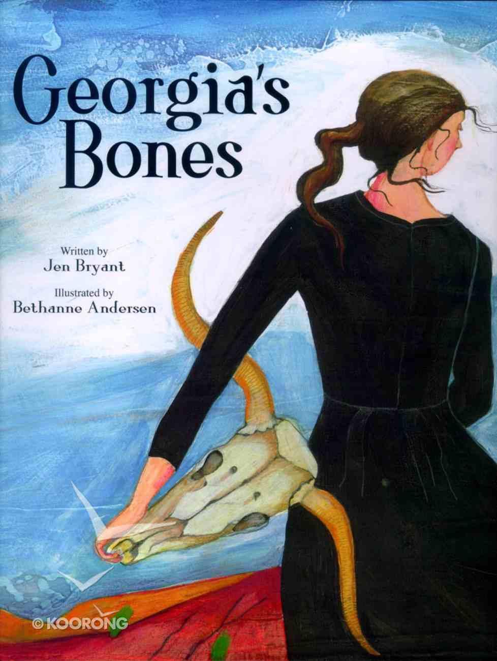 Georgia's Bones Hardback