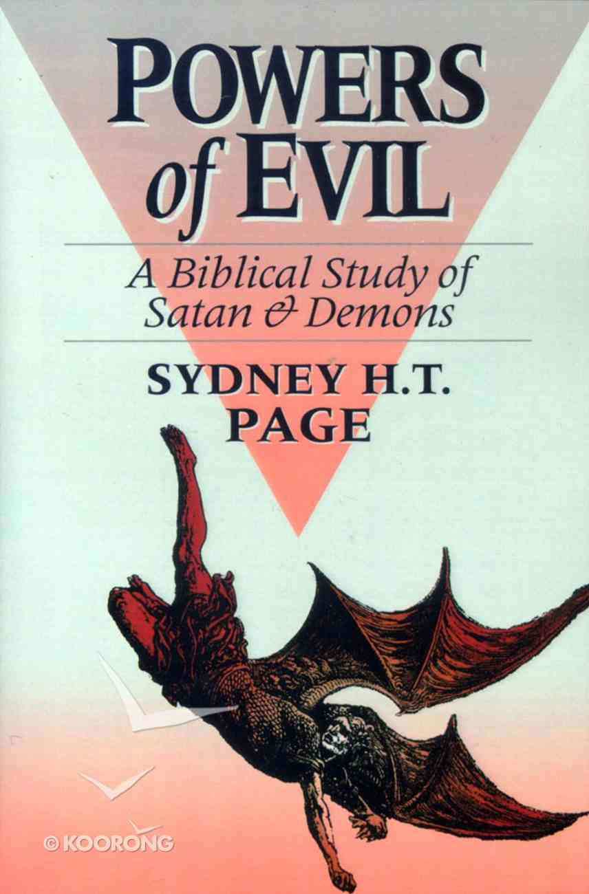 Powers of Evil Paperback