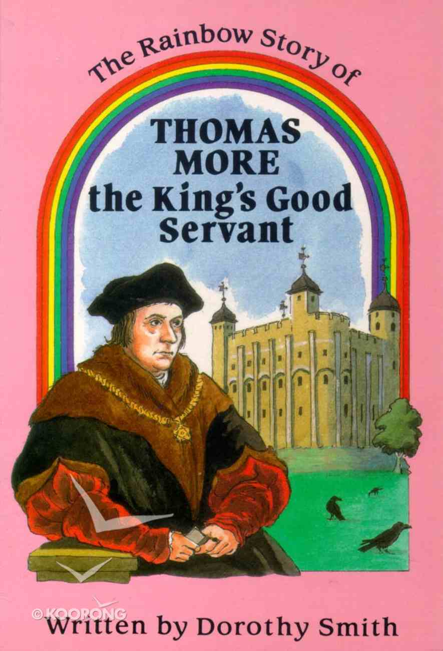 The Rainbow Story of St Thomas More Paperback