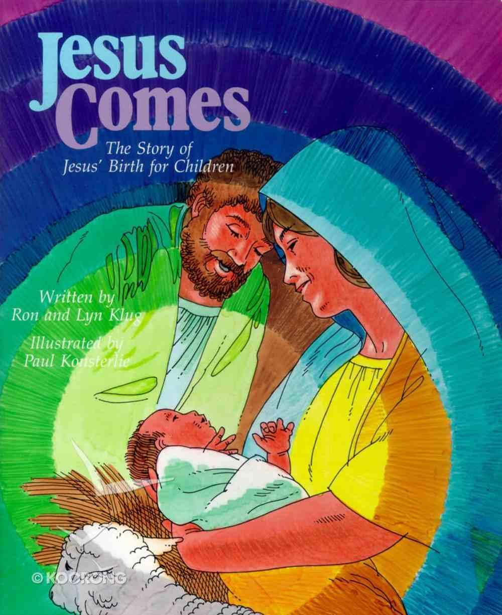 Jesus Comes Paperback