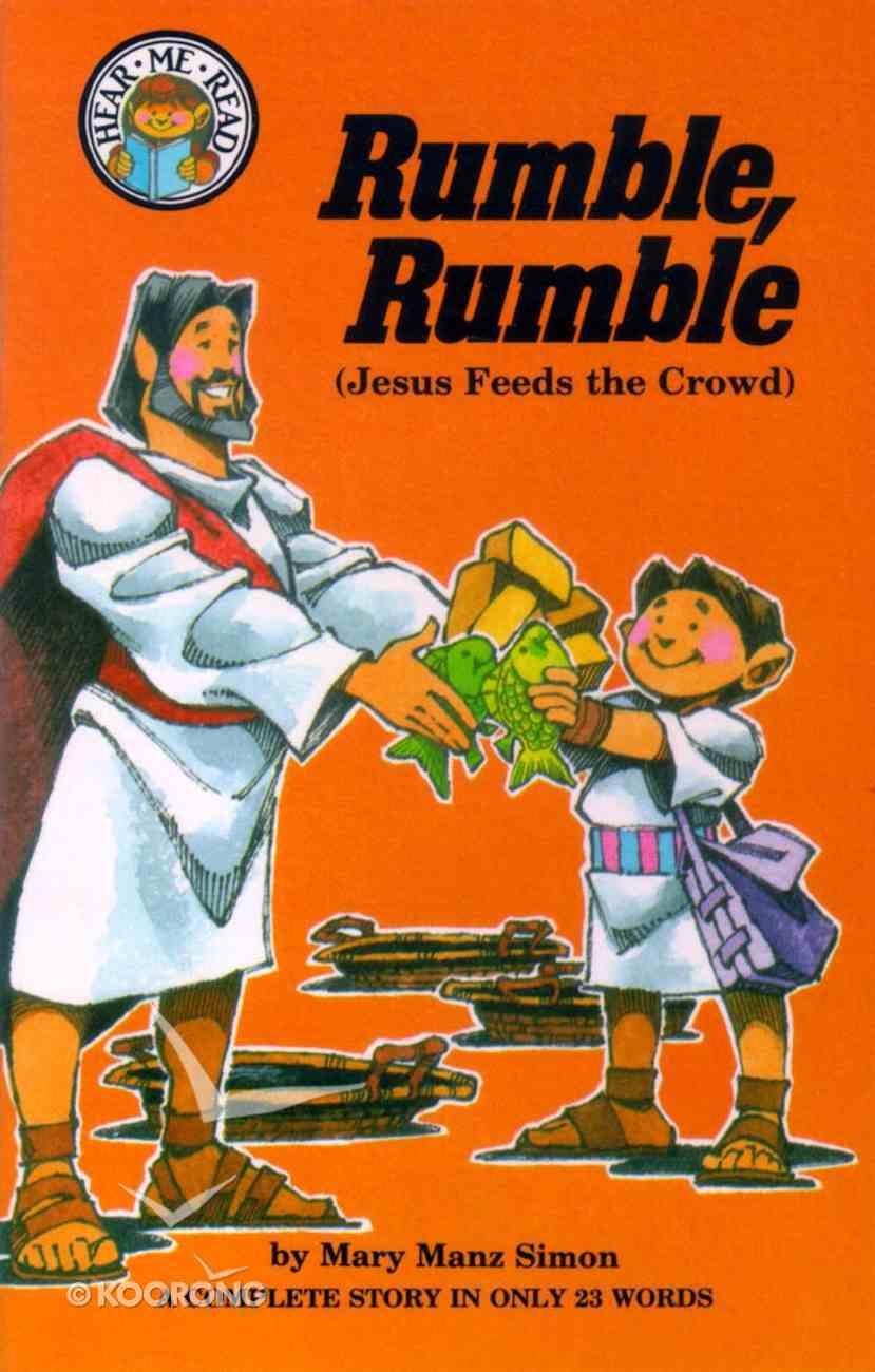 Rumble Rumble Paperback