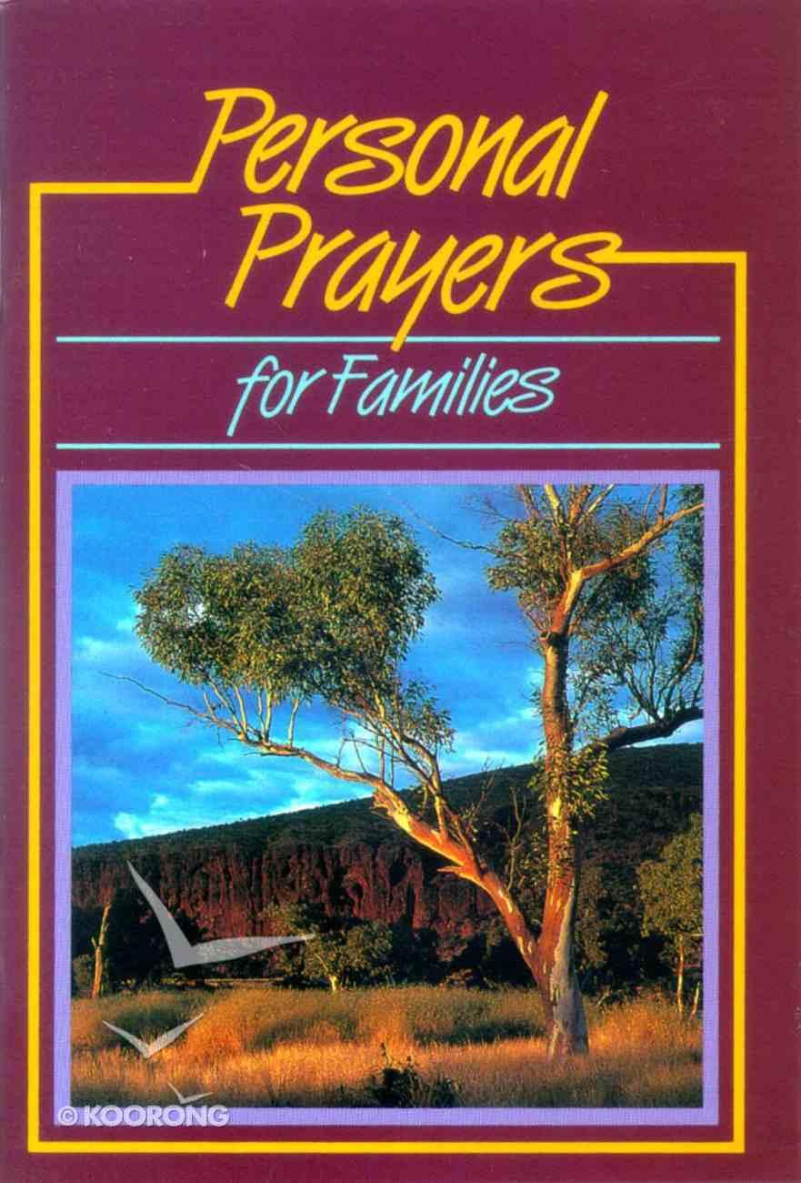 Personal Pilgrimage Paperback