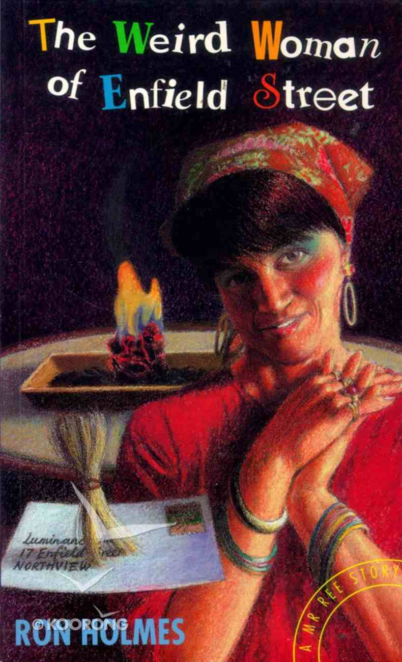 Weird Woman of Enfield Street Paperback