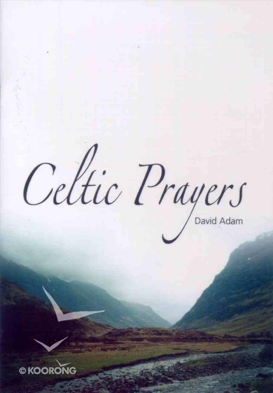 Celtic Prayers Booklet