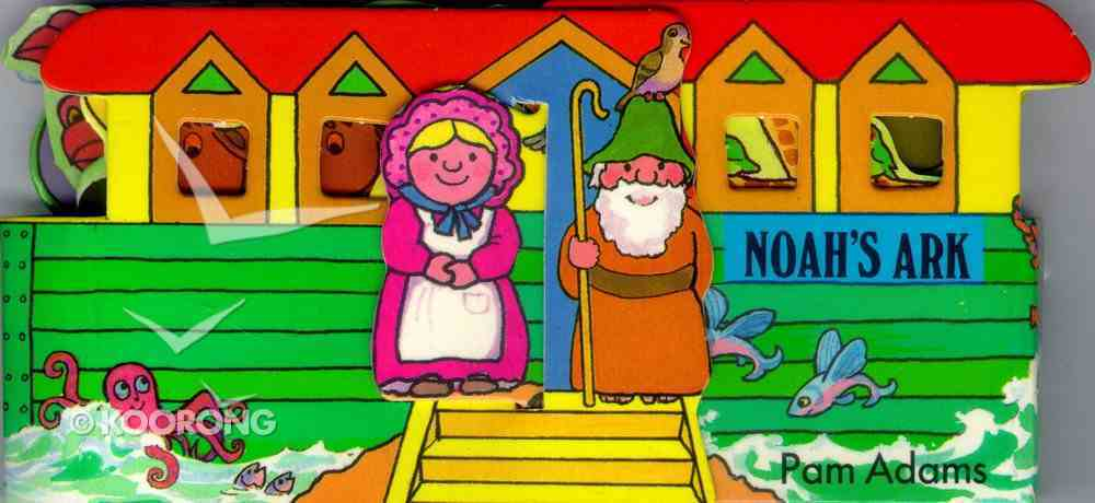 Pull Out Book: Noah's Ark Board Book