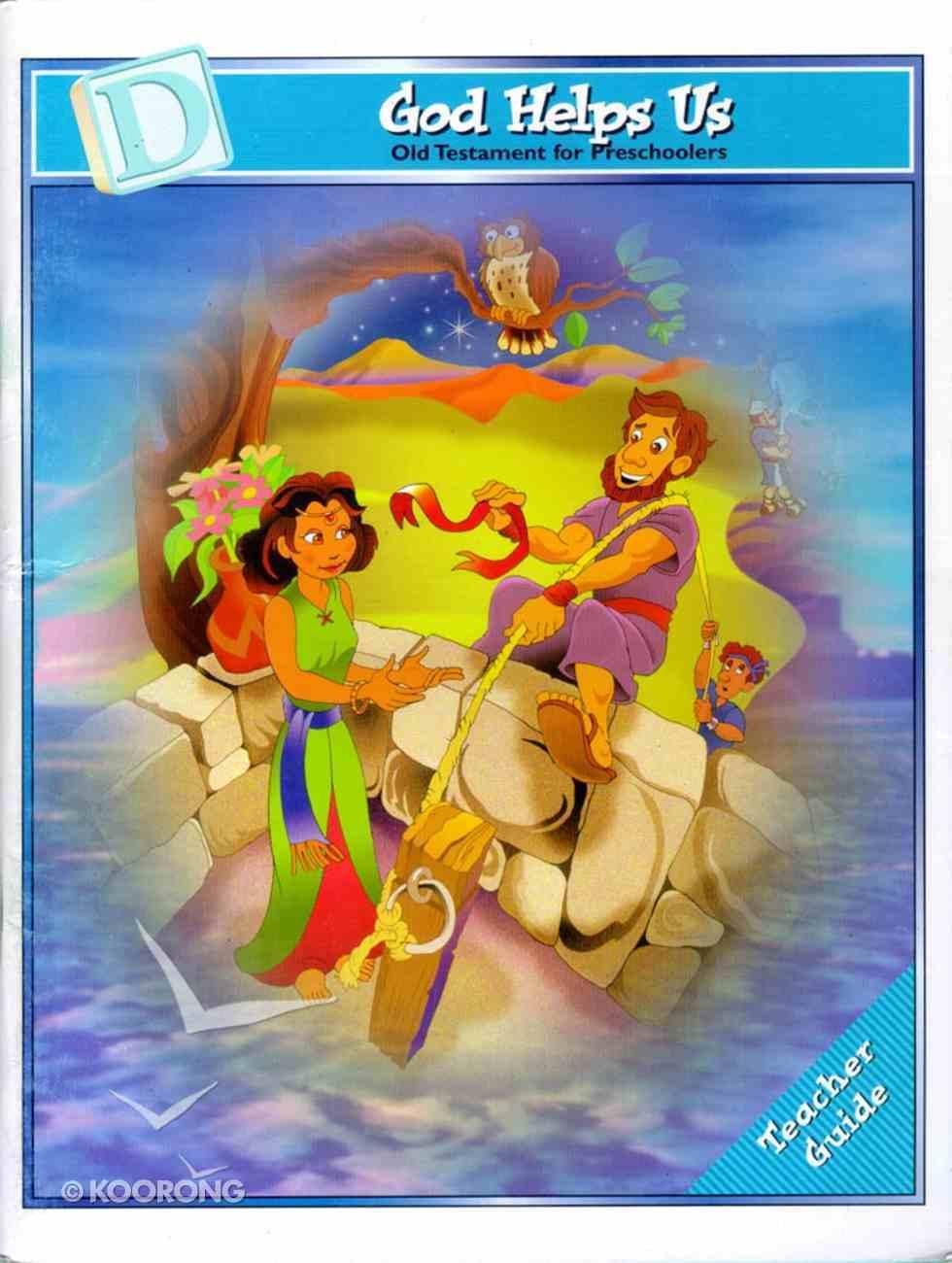 Dlc Preschool: OT, Unit D Ages 2-5 (Teacher) (Discipleland Preschool, Ages 3-5 Series) Paperback