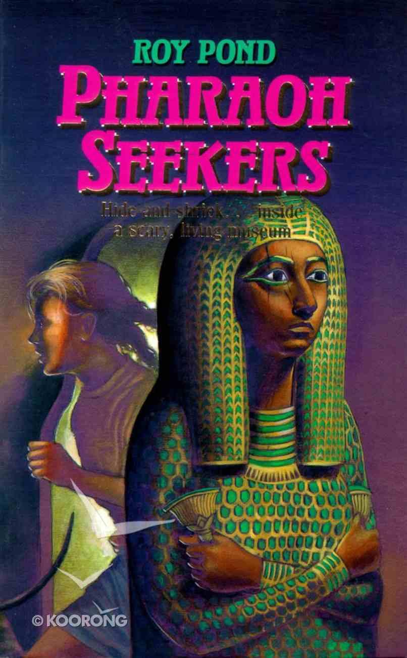 Pharoah Seekers (#03 in Egyptian Series) Paperback