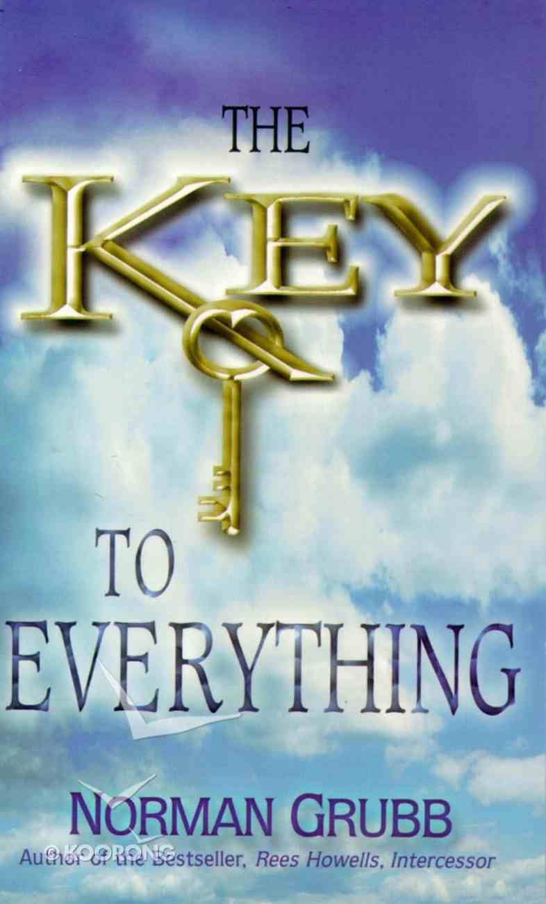 The Key to Everything Mass Market