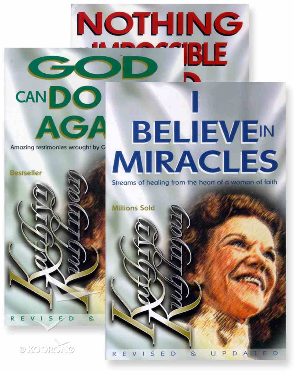 Miracles Set (3 Vols In 1) Pack