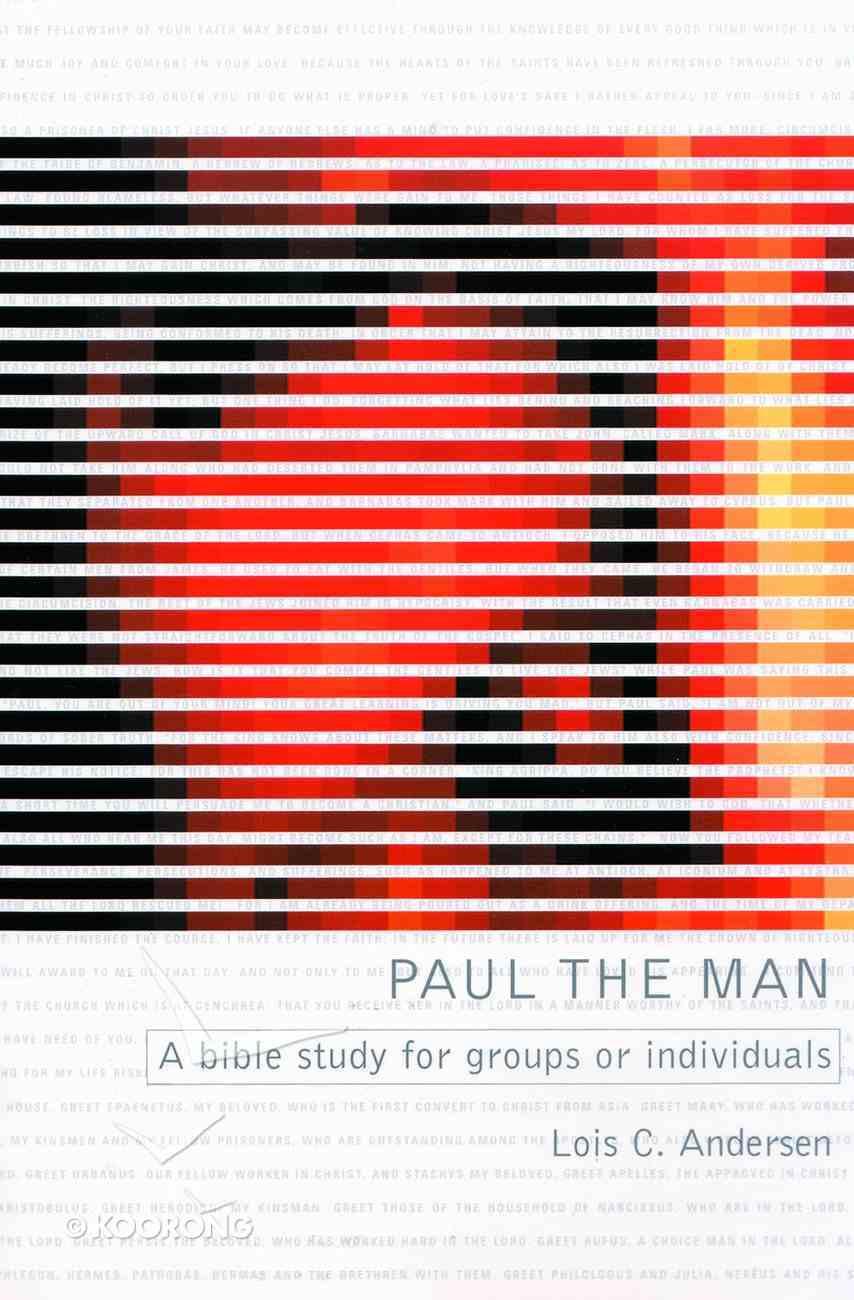 Paul the Man Paperback
