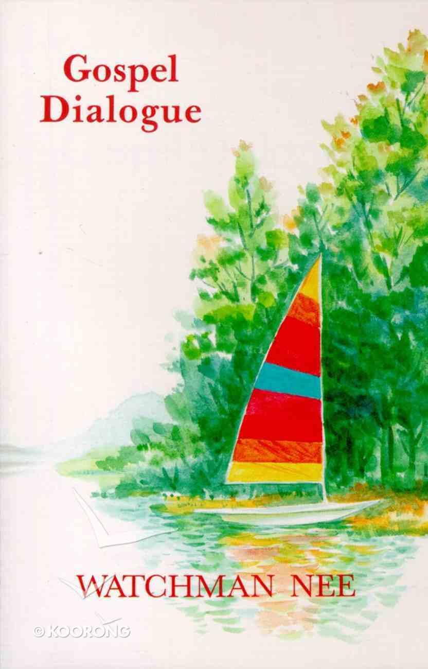 Gospel Dialogue Paperback