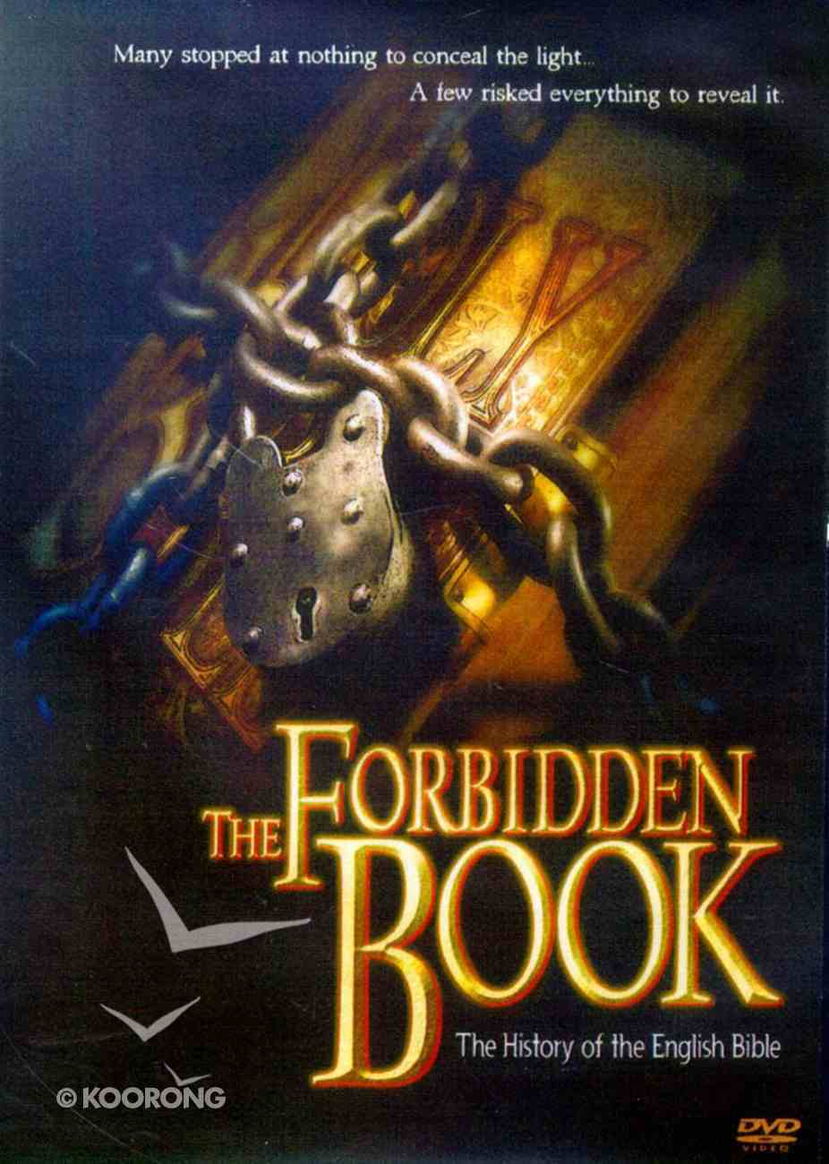 The Forbidden Book DVD