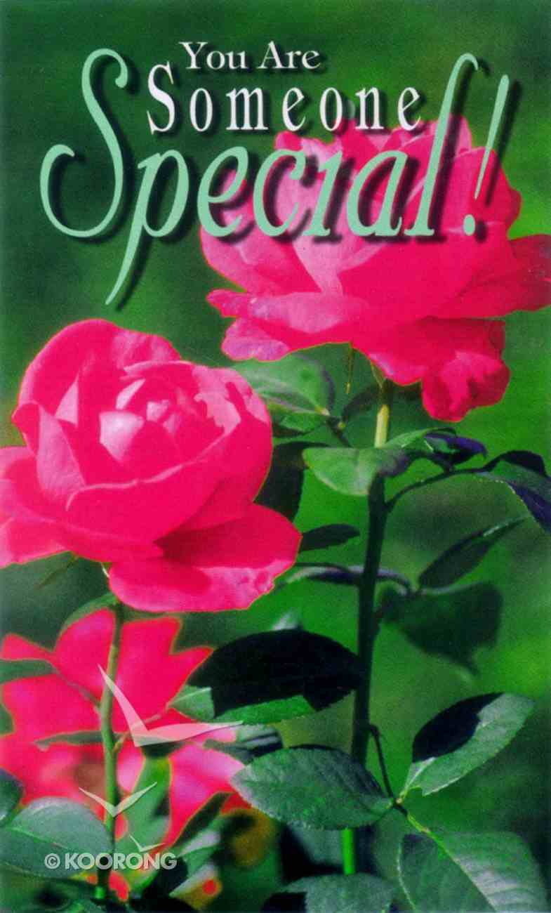 You Are Someone Special (20 Pack) Booklet