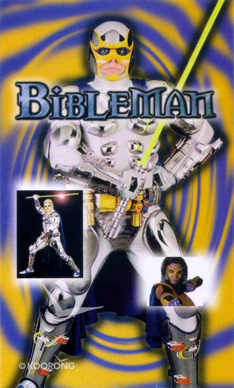 Bibleman (20 Pack) Booklet