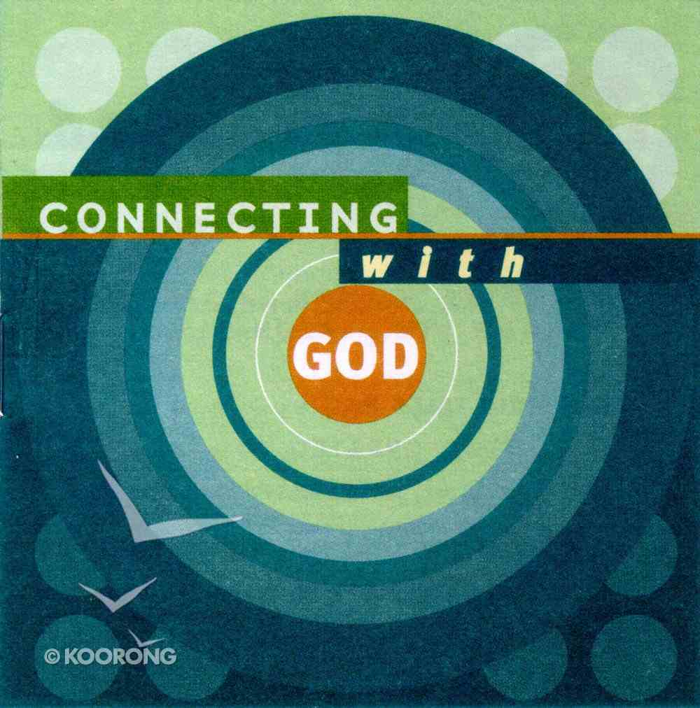 Connecting With God (25 Pack) Booklet