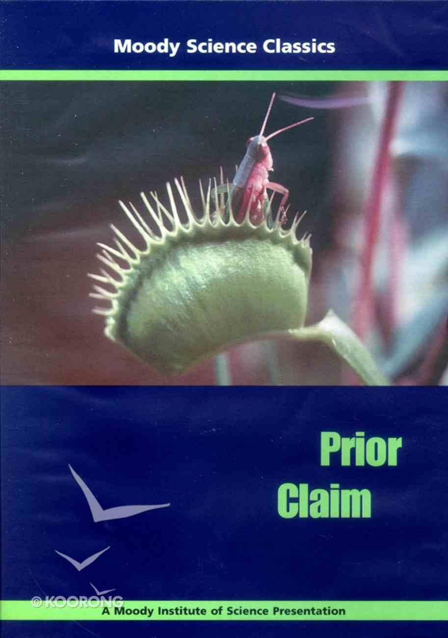 Prior Claim (Moody Science Classics Series) DVD