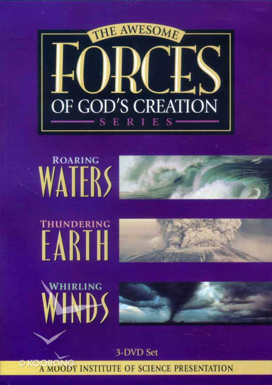 The Awesome Forces of God's Creation DVD