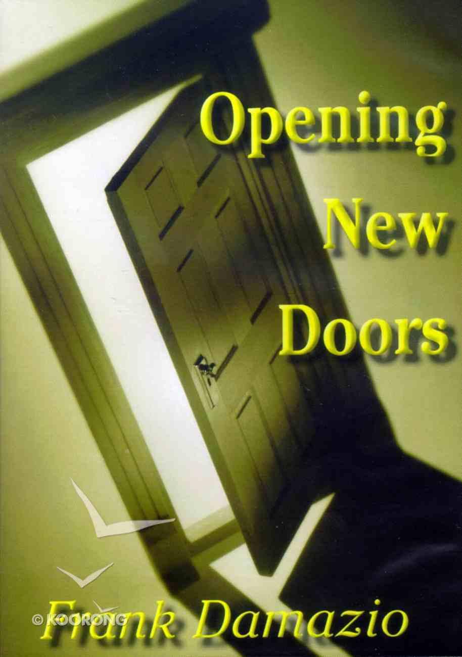 Opening New Doors CD