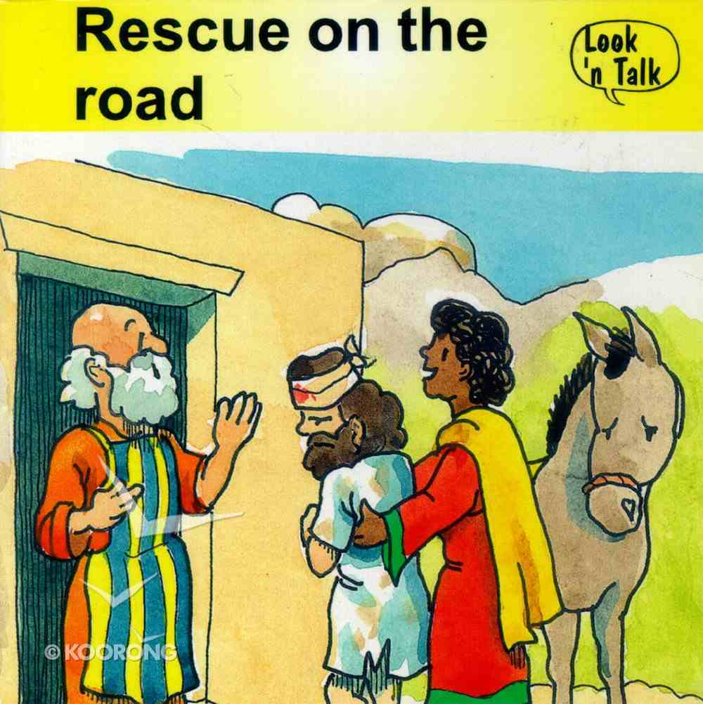 Rescue on the Road (Look 'n' Talk Series) Spiral