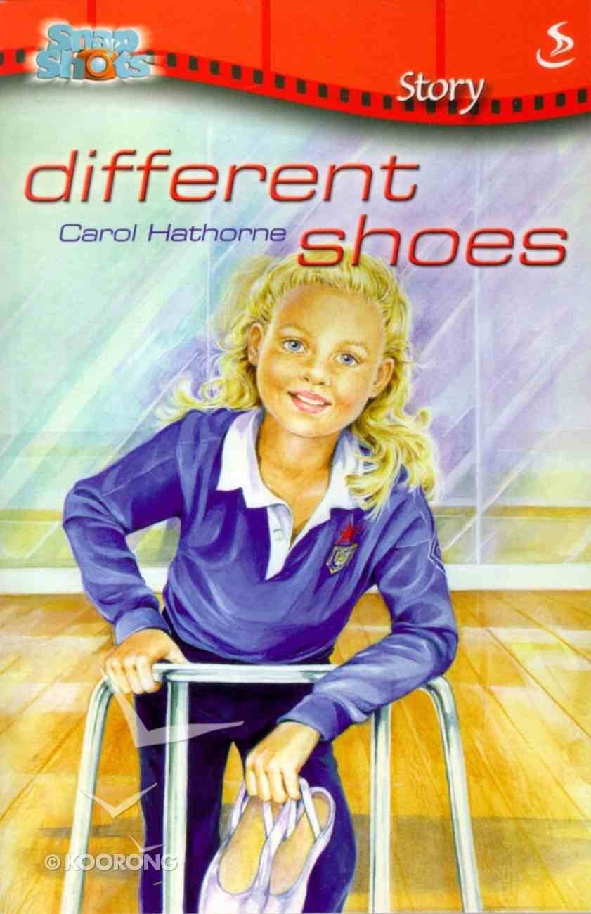 Different Shoes (Snapshot Series) Paperback