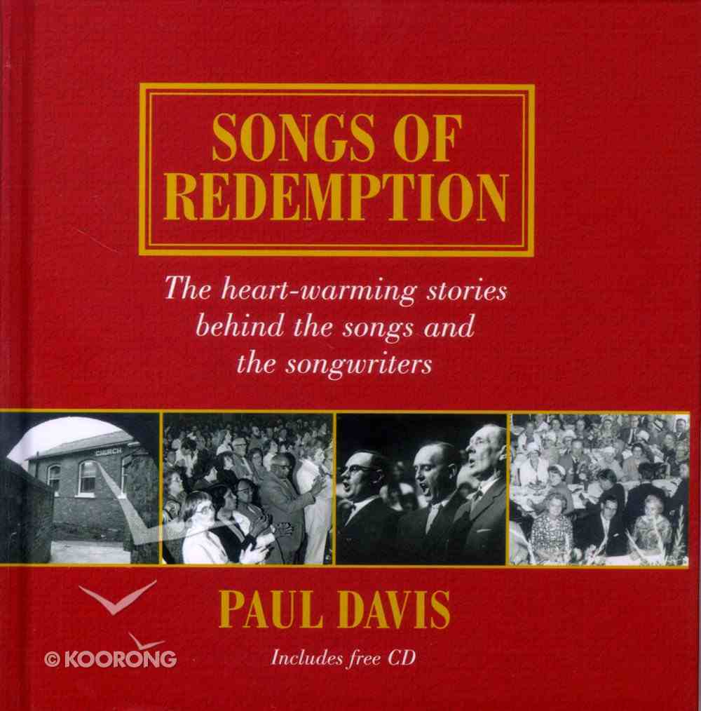 Songs of Redemption (With Music Cd) Hardback