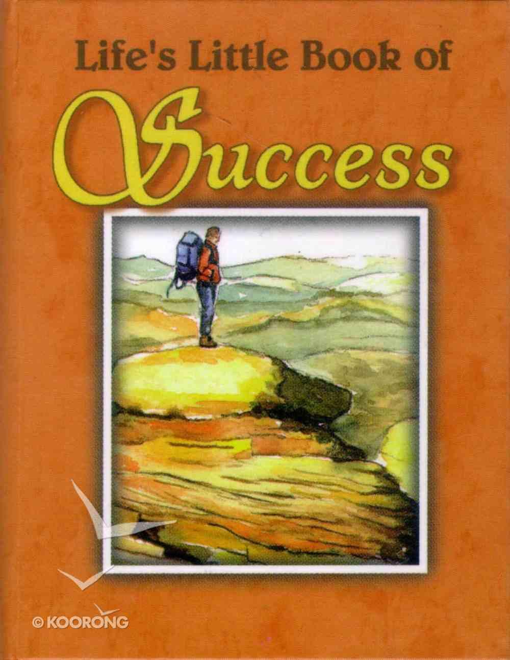 Life's Little Book of Success Hardback