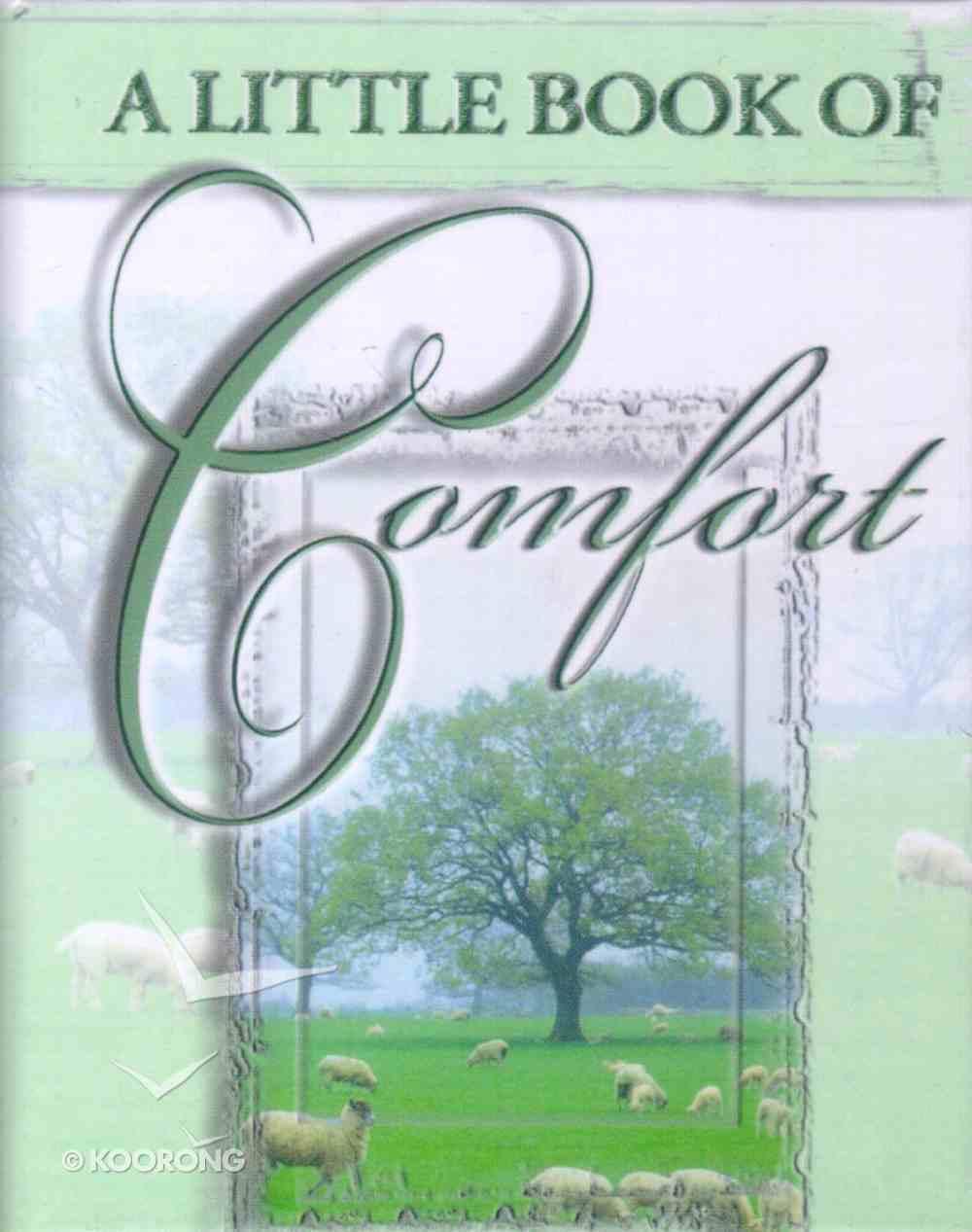 A Little Book of Comfort Hardback
