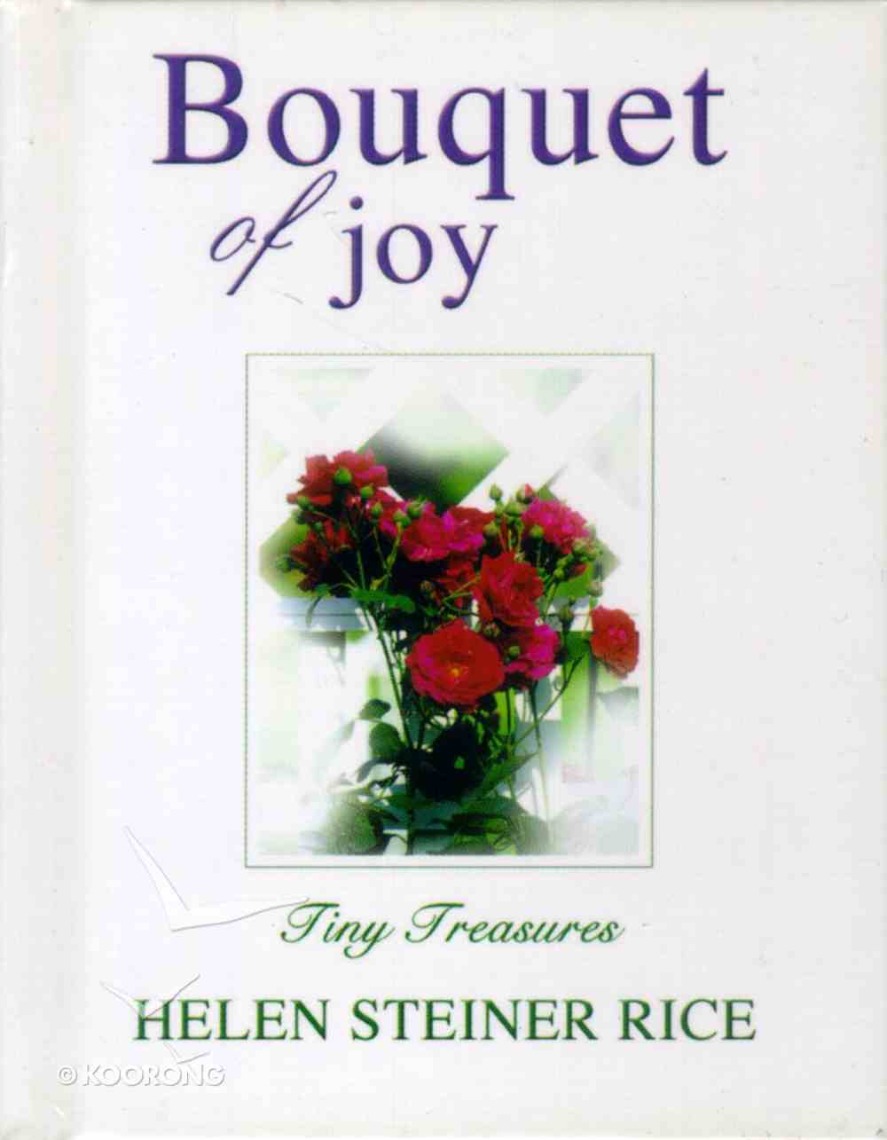 Bouquet of Joy (Tiny Treasures Series) Hardback