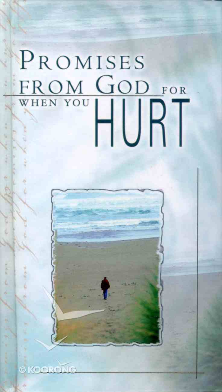 Promises From God When You Hurt Hardback