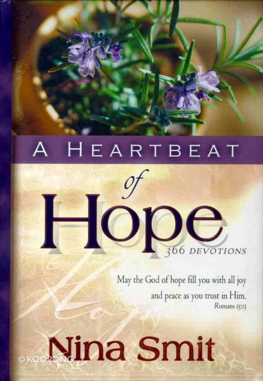 A Heartbeat of Hope Hardback