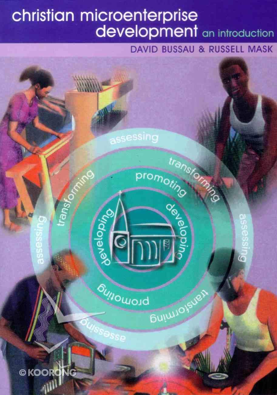 Christian Mircoenterprise Development Paperback