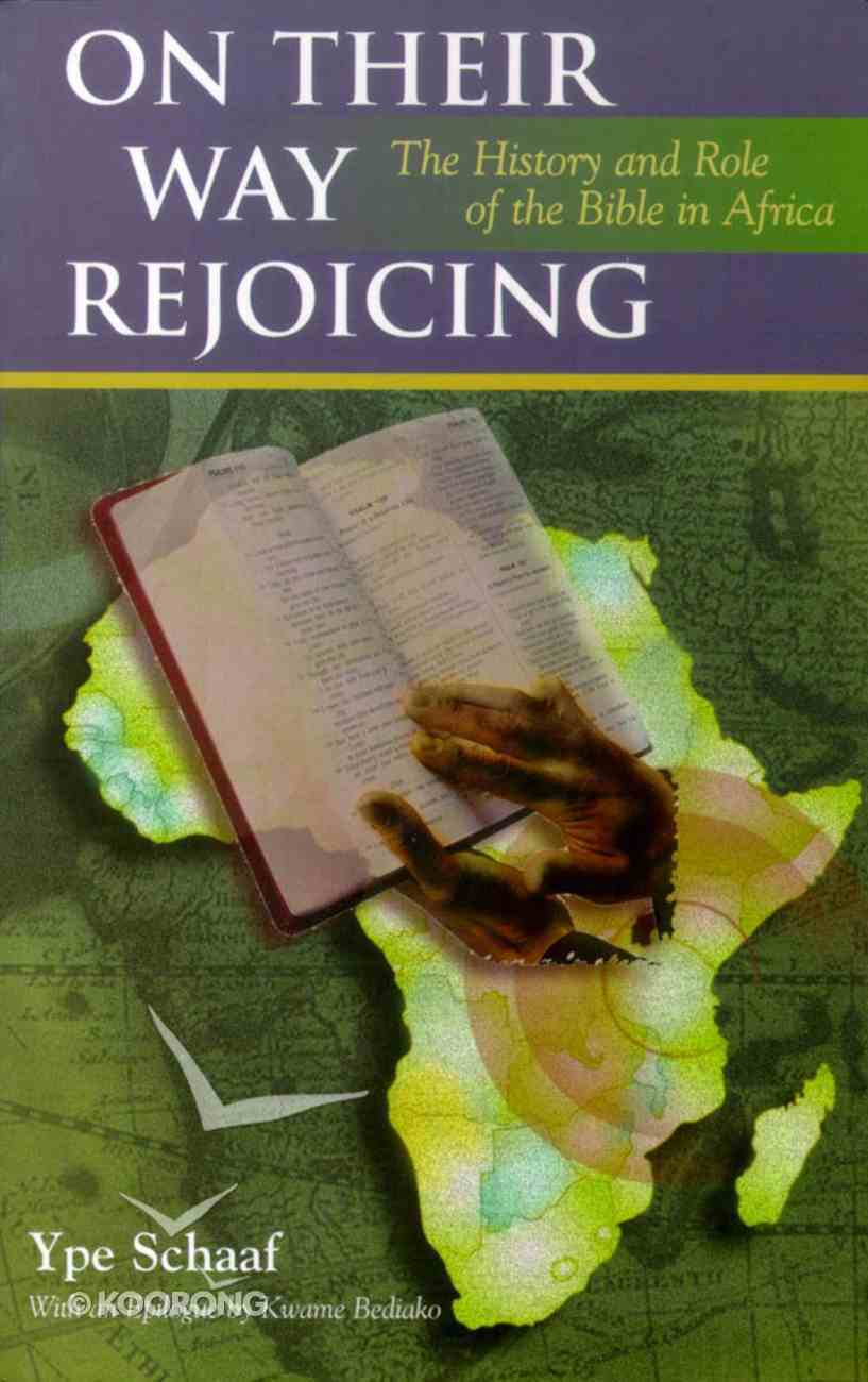 On Their Way Rejoicing Paperback