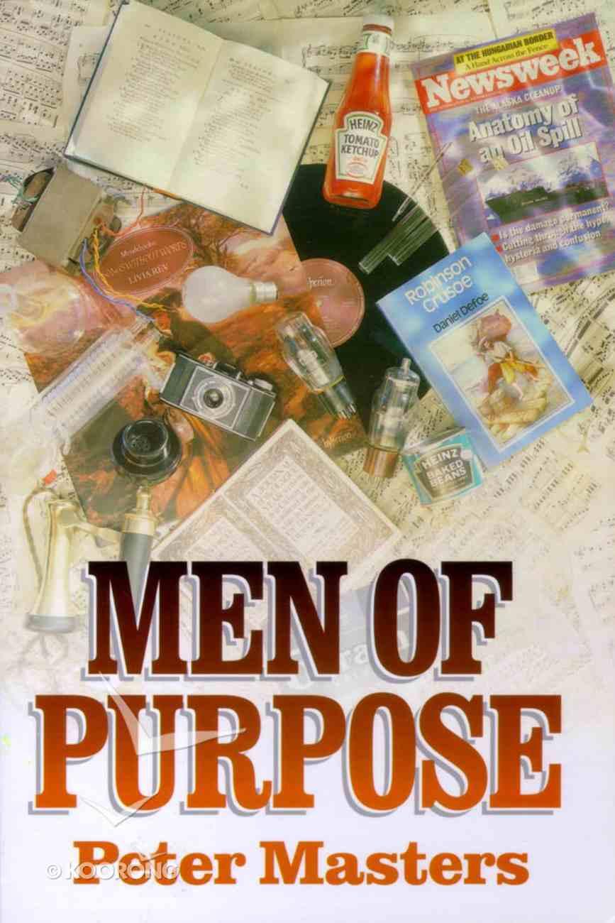 Men of Purpose Paperback