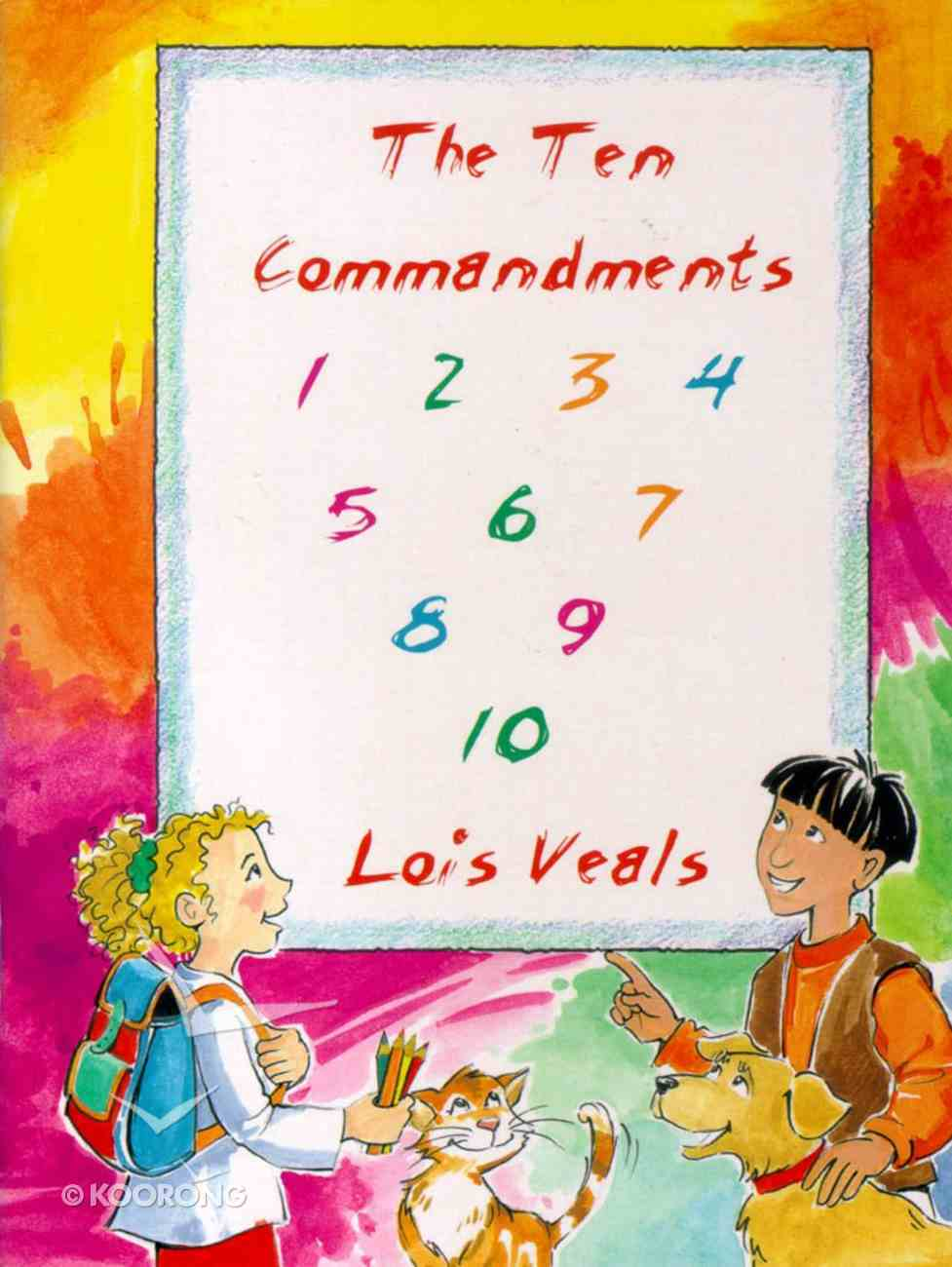 The Ten Commandments Paperback