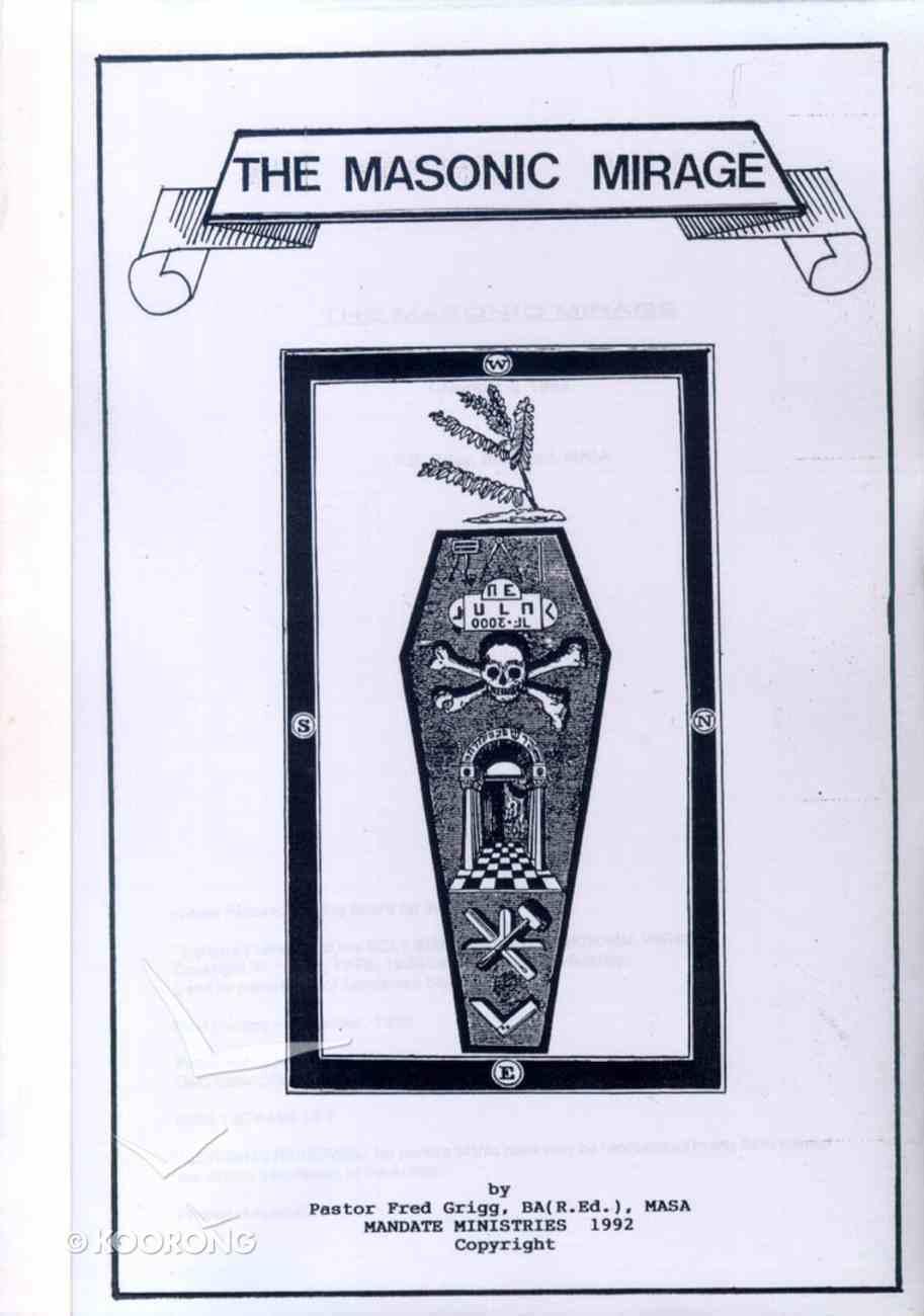 Masonic Mirage Paperback