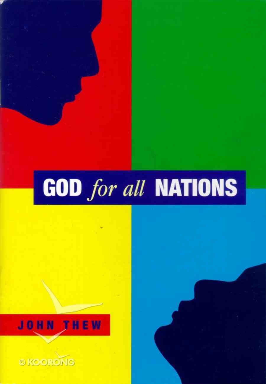 God For All Nations Paperback
