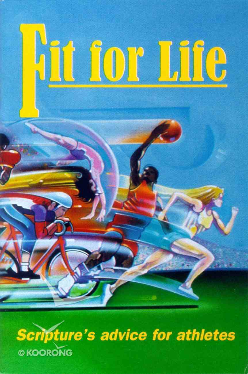 Fit For Life (The Friendship Series) Booklet