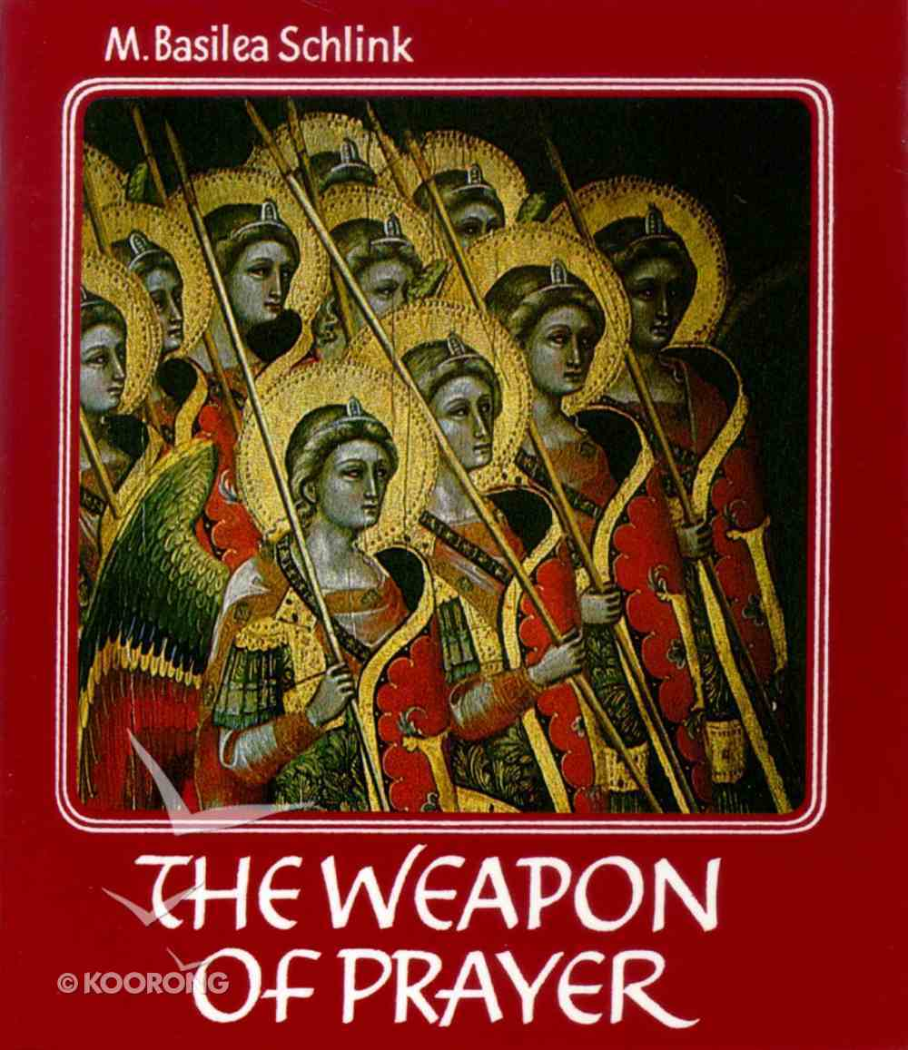 The Weapon of Prayer Paperback