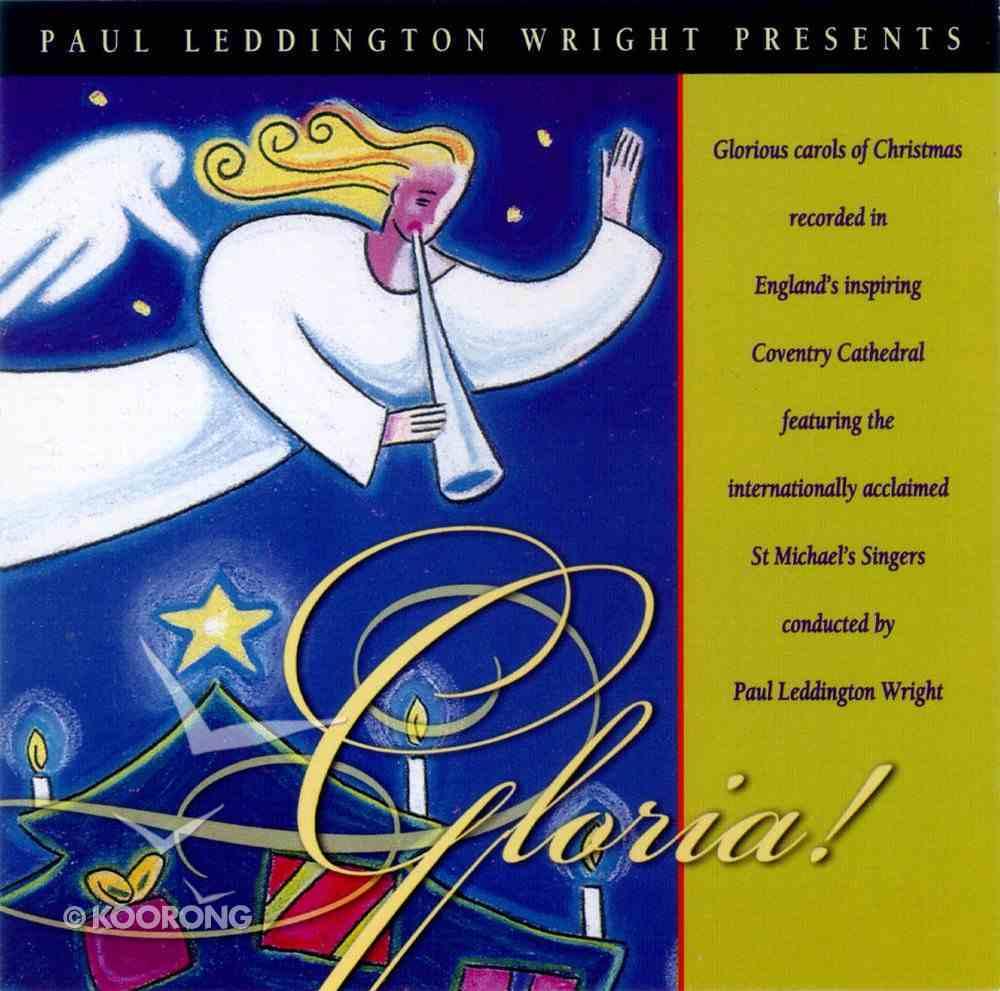 Gloria (Cathedral Classics Series) CD