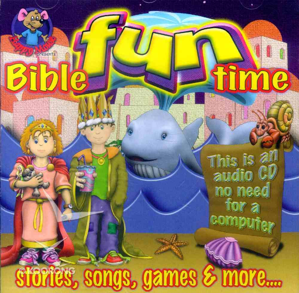 Bible Fun Times (Happy Mouse Presents Series) CD